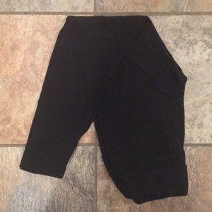 OS LuLaRoe Leggings BLACK